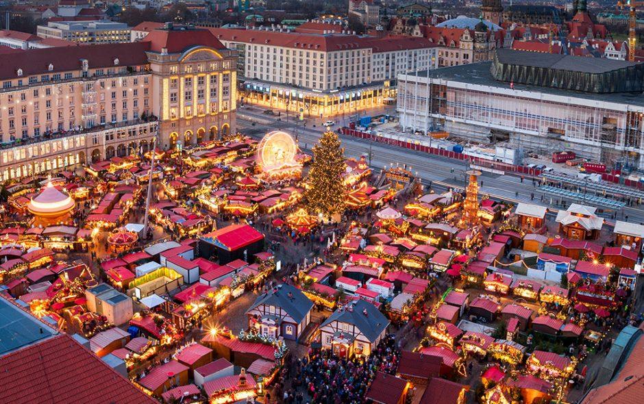 Dresdner Striezelmarkt 2018