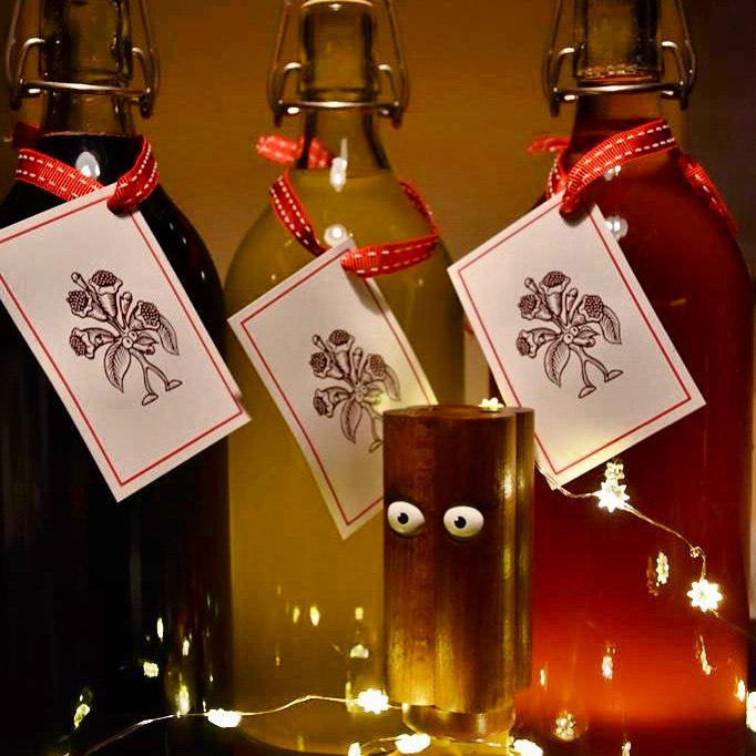 spicy friends - Unser drei Glühweine